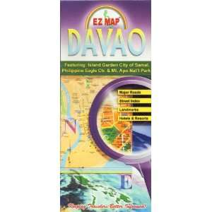 EZ Map Davao Featuring Island Garden City of Samal