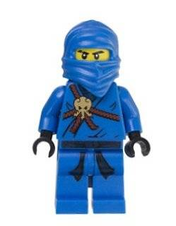 Jay (Blue Ninja)   Lego Ninjago Minifigure: Explore