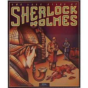 The Lost Files of Sherlock Holmes Case of the Serrated