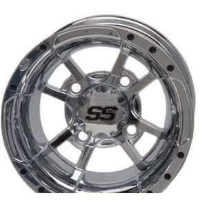 Sport Wheel   10x5   3+2 Offset   4/156   Chrome, Wheel Rim Size: 10x5