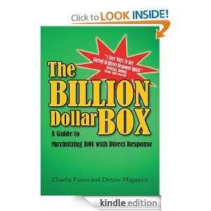 The Billion Dollar Box: A Guide to Maximizing ROI: Charlie Fusco