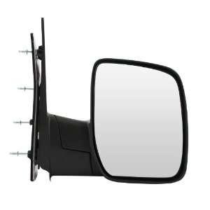 Pilot 08 09 Ford Econoline Van Sail Type w/ Single Glass Manual Mirror