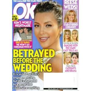 Mom Catfights and Drama, Kate Middletons Bridal Beauty Plans: Books