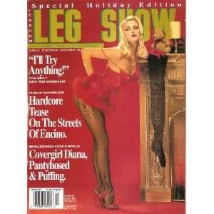 LEG SHOW DECEMBER 1994: LEG SHOW MAGAZINE: Books