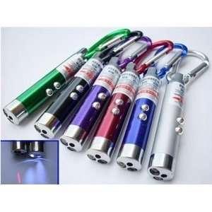 6pcs led light lamp bulb pointer laser pen Electronics
