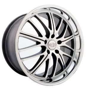 18x9 Privat Motiv (Graphite w/ Machined Face) Wheels/Rims