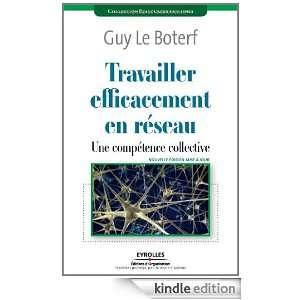 efficacement en réseau  Une compétence collective (French Edition