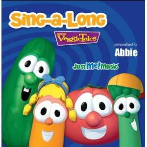 Sing Along with VeggieTales Abbie Music