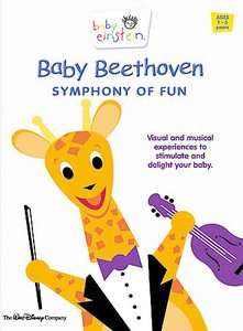 Disney Baby Einstein   Baby Beethoven DVD, 2002