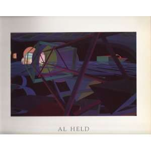 Al Held   New Paintings [Exhibition Catalogue, Emmerich