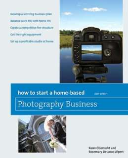 BARNES & NOBLE  How to Start a Home Based Photography Business by
