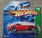 2008 Hot Wheels 168 Treasure Hunt DODGE VIPER HUNTS REG (027084599114