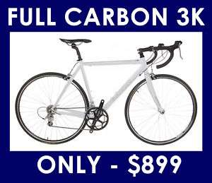 50cm GAVIN LINEA FULL CARBON FIBER ROAD BIKE SHIMANO