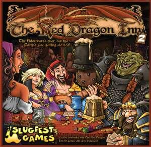 SFG007 THE RED DRAGON INN 2   Slugfest Games