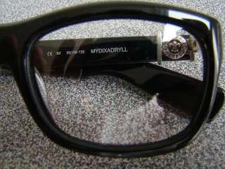 f075020103c7 NEW Hand Made in Japan CHROME HEARTS EYEGLASSES Frames MYDIXADRYLL ...