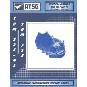 Rebuild Manual Automatic Transmission Service Group Books