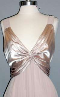 Champagne 12 Formal Evening Gown Dance Bridesmaid Prom Party Cocktail