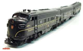Marklin HO #37624 Diesel Locomotive F7 DIGITAL MFX