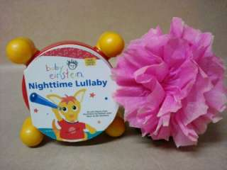 Baby Einstein Nightime Lulluby Musical Story Book Toy