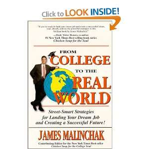 From College to the Real World : Street Smart Strategies
