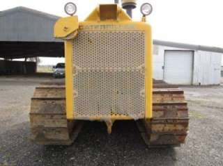 Caterpillar D8 14A Crawler Dozer