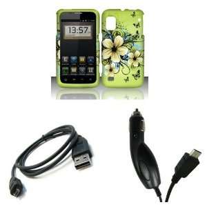 ZTE Warp (Boost Mobile) Premium Combo Pack   Green