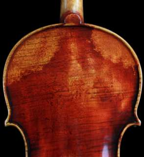 Copy Guarnieri del Gesu 1742 Cannon Masters amazing voice. Italian