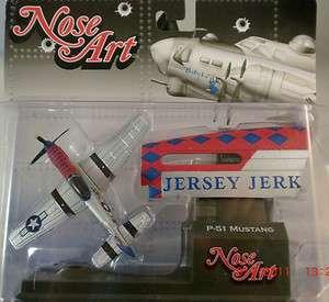 CS90426 P 51D Mustang Jersey Jerk 1400 diecast Corgi 807903002533