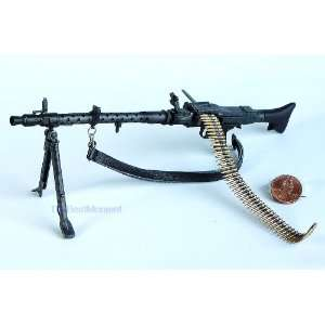 Gun MG34 Dragon WWII German MG 34 Machine Gun Model Set 1