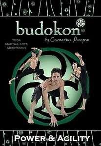 Budokon Power and Agility Yoga DVD, 2007 874482007617