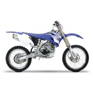 com TWO BROTHERS Full Ti Exhaust Yamaha WRF YZF 450 07 09 Automotive