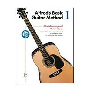 Alfred Publishing Alfreds Basic Guitar Method   Book 1