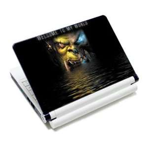 Creepy Monster Laptop Notebook Protective Skin Cover