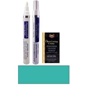 Oz. Aqua Pearl Metallic Paint Pen Kit for 1992 Plymouth All Other