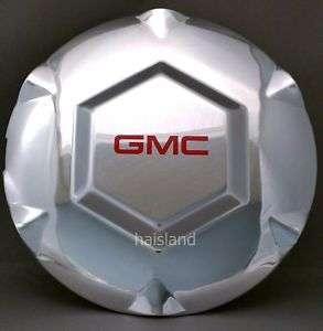 02 07 GMC Envoy, 02 06 XL, 04 05 XUV Center Wheel Hub Cap NEW