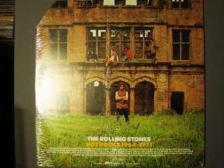 Rolling Stones Hot Rocks Biggest Hits 2LP SEALED