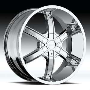 24 inch 5 lug Rims 24 Wheels Dodge Ram Ford F150 SUV