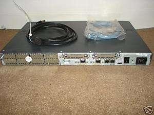 Cisco 2600 2621XM Call Manager CME 4.1 CCVP CCIE Voice |