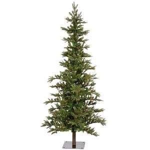 Vickerman 7 Foot Shawnee Fir DuraLit Christmas Tree 350