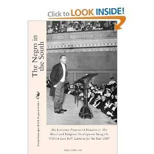 (9781461186960): Booker T. Washington, W.E. Burghardt DuBois: Books