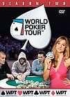 World Poker Tour   Season Two DVD, 2005, 8 Disc Set 826663185690