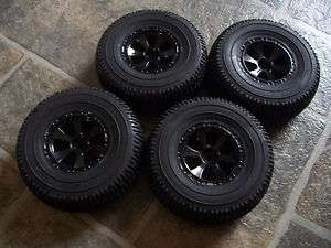 new redcat racing aftershock 3.5 nitro rc truck wheels rims tires 12mm