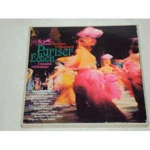 Jacques Offenbach, Franz Allers, Lisa Della Casa Rudolf Schock Music