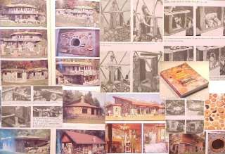 CORD WOOD MASONRY CABIN LOG BUILDING POST BEAM FRAMING+