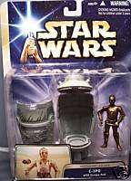 Star Wars Saga Ultra C 3PO With Escape Pod