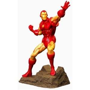 Avengers & Adversaries Iron Man Statue Toys & Games