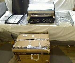 Char Broil T480 4 Burner 48,000 BTU Gas Grill, with Sideburner $299.99