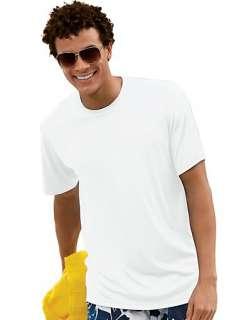Hanes Cool DRI TAGLESS Mens T Shirt   style 4820