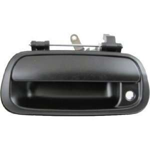 T751B a Toyota Tundra Black Rear Outside Tailgate Handle: Automotive