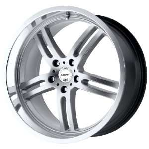 TSW Alloy Wheels Indy 500 Hyper Silver Wheel (18x8